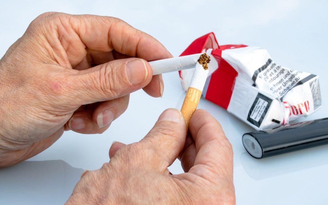 Stoppen met roken d.m.v. hypnotherapie