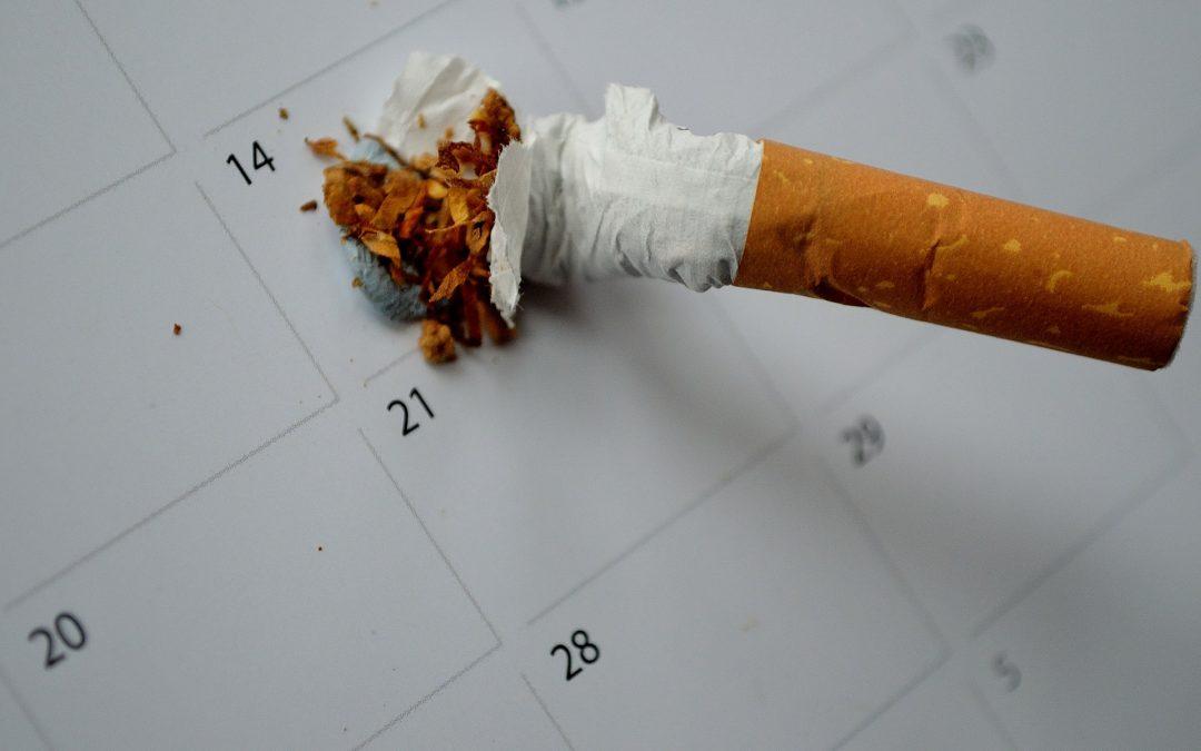 Beste Sinterklaas kado : Stoppen met roken