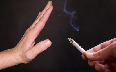 Voelt alsof ik nog nooit gerookt heb. Het is een bevrijding!