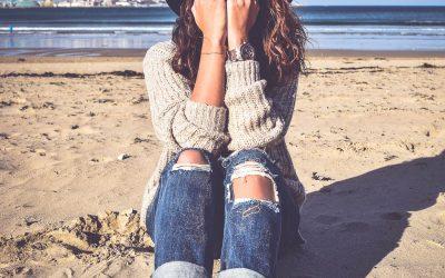 Weer van het leven genieten zonder angst