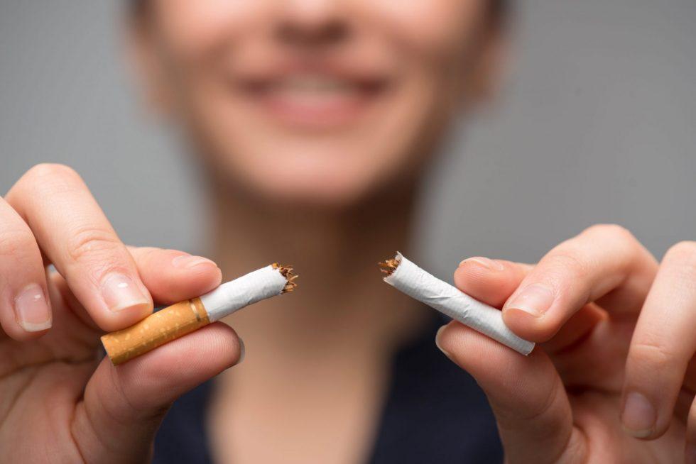 Na 1 keer hypnose nog steeds gestopt met roken