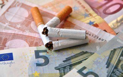Na 40 jaar stevig gerookt te hebben, ben ik dankzij Lucille er vanaf