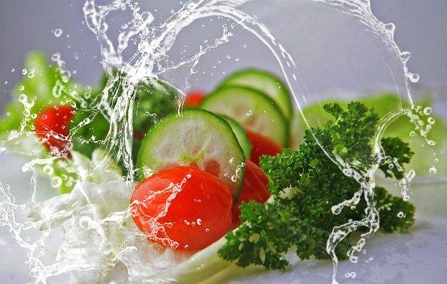 Ik kan voor het eerst in mijn leven groenten eten en ik ben al 2 Kg afgevallen