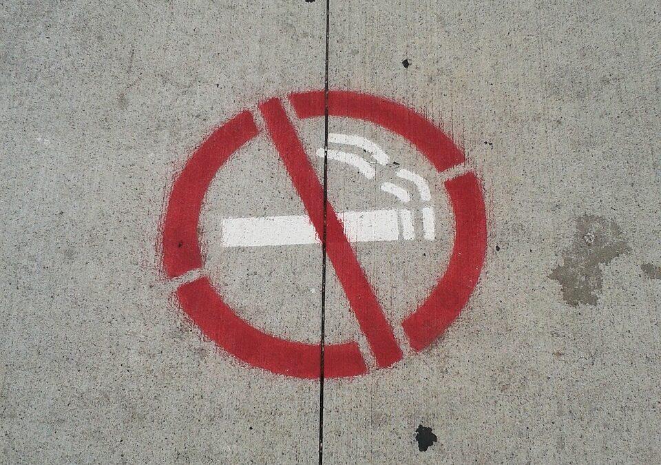 Ik ben blij dat ik de stap heb genomen om te stoppen met roken