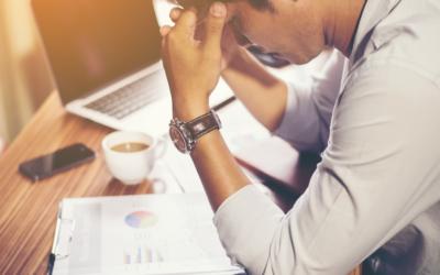 Overblijfselen van burn-out, stress en onzekerheid vaak onderschat